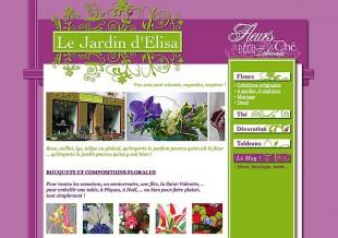 © Le Jardin d'Elisa - Christian LEROY Graphiste Bretagne Côtes-d'Armor Ploumilliau