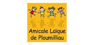 © Amicale Laïque de Ploumilliau - Christian LEROY Graphiste Bretagne Côtes-d'Armor Ploumilliau