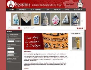 © Bigoudines de Sandrine - Christian LEROY Graphiste Bretagne Côtes-d'Armor Ploumilliau