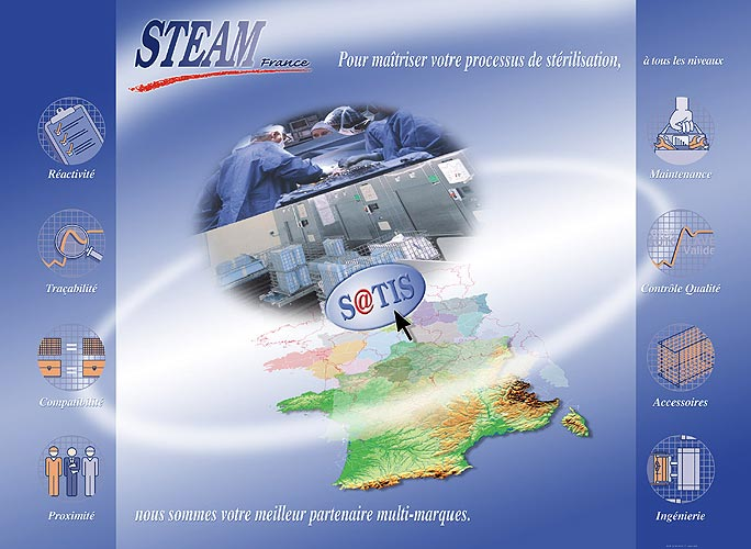 © CLD - Steam France