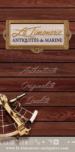 © La Timonerie - Christian LEROY Graphiste Bretagne Côtes-d'Armor Ploumilliau - dépliant couverture