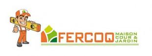 © FERCOQ logo - Christian LEROY D graphiste Bretagne Côtes-d'Armor Ploumilliau