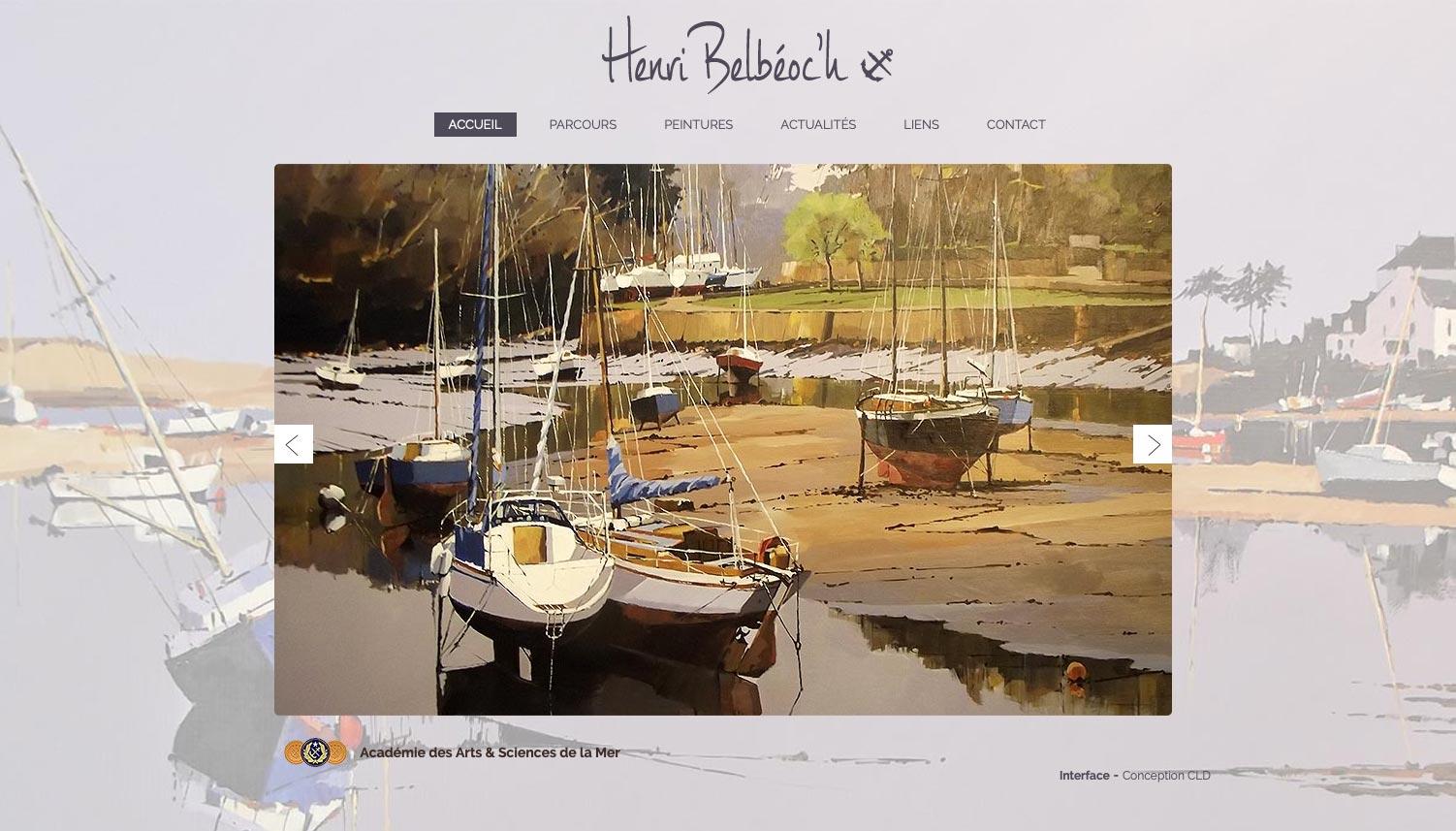 Henri Belbeoch site internet