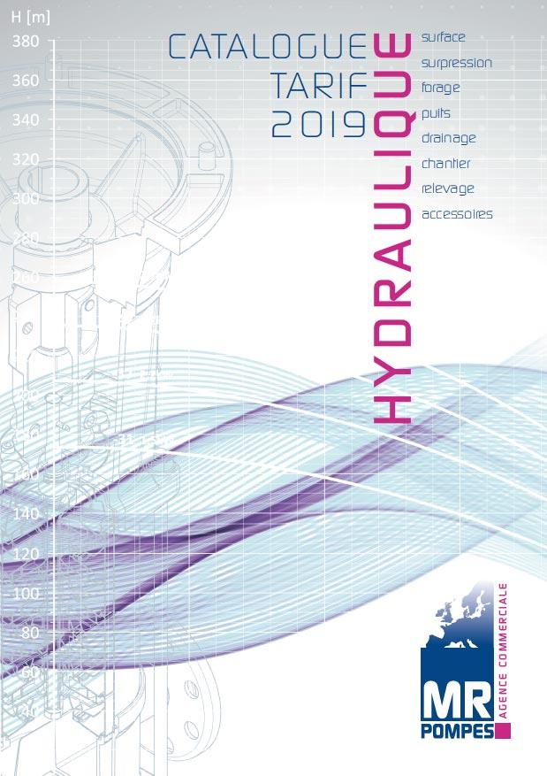 MR Pompes catalogue 2019
