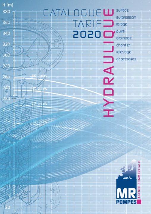 MR Pompes catalogue 2020